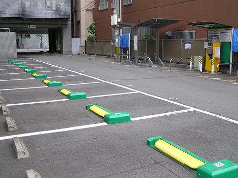 全労済ソレイユ 駐車場