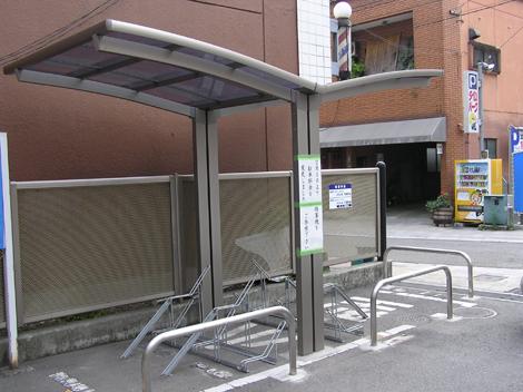 ソレイユ 駐 車場